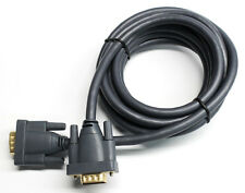 Rocketfish S-VGA VGA Male to VGA Male Cable Cord for Computer PC to Monitor 8FT