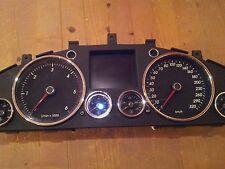 VW Touareg 7L Tacho / Kombiinstrument 5.0 V10 TDI 320 km/h RB8 7l6920881b