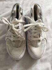 NIKE Dunk Low tg. 38 Scarpe Sneaker Donna Classic Pelle Nero Nuovo 311369 001