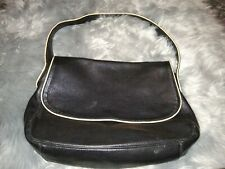 Desmo Handbag Made In Italy Black Leather 12b92d6306b71
