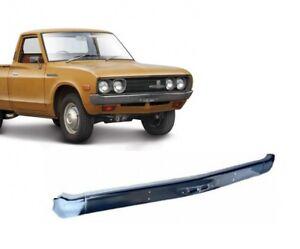NEW Front Bumper Fits Nissan Datsun 620 UTE PickUp 1972 73 74 75 76 77 78 CHROME