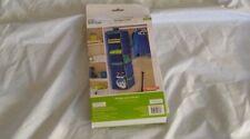 Mainstays Kids White 5-Shelf Hanging Organizer Multipurpose Size 12x11.5x42