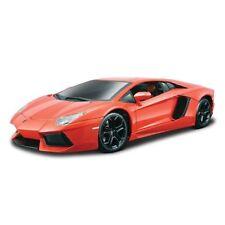 Voitures, camions et fourgons miniatures bleus Bburago pour Lamborghini