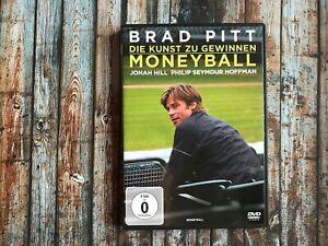 DVD: MONEYBALL - Die Kunst zu gewinnen mit Brad Pitt