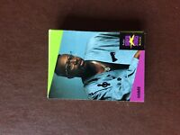 F1d  trade card pro set musicards superstars no 53 hammer front view
