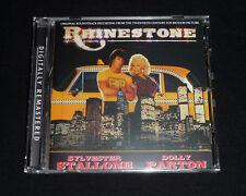Rhinestone soundtrack CD (1984) - Dolly Parton & Sylvester Stallone, stella, OST