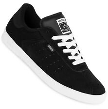 Etnies The Scam taille 42 (us=9) noir/blanc black/white skateboard