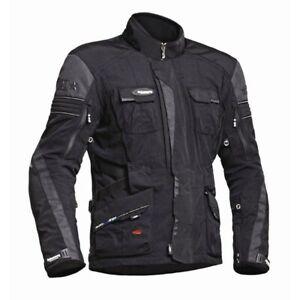 Halvarssons Prime Jacket Black