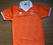 Netherlands Holland Soccer Jersey Football Shirt 100% Original S 1994 Home