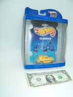 Hot Wheels 30 Years Classics - Yellow '32 Ford Delivery Truck - 1989
