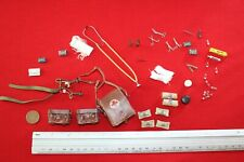 DID DRAGON IN DREAMS 1:6TH SCALE WW2 GERMAN medic bag pouches & equipment peter