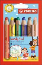 **NEU & OVP** STABILO Multitalentstift Woody 3 in 1, 6er Karton-Etui