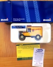 CORGI CLASSICS 61114 Motoring Memories Leyland Van Weetabix 1999.
