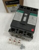 THED136070WL GE Molded Case Circuit Breaker 3 Pole 70 Amp 600V NEW!
