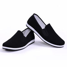 Men's Vintage Classic China KungFu Shoes Tai Chi Martial Arts Parkour Sneakers /