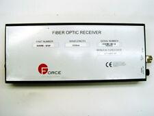 Force 3030RB-SFSP Fiber Optic Receiver