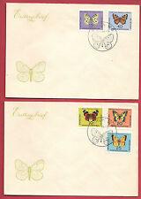 DDR - Briefmarken - 1964 - ETB - FDC - Mi. Nr. 1004-1008