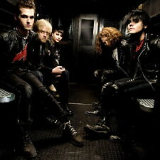 """02 My Chemical Romance - American Rock Band Music Star 14""""x14"""" Poster"""