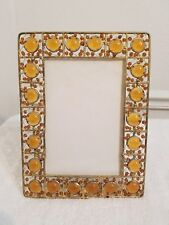 Beaded Picture Frame Made In India