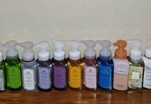 BATH & BODY WORKS WHITE BARN HAND SOAPS 8.75 FL OZ