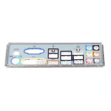 I/O Shield backplate For MSI 890GXM-G65 Motherboard Backplate IO