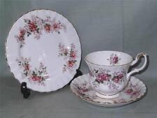 Royal Albert Lavender Rose Trio Tea Cup, Saucer & Side Plate (Lot A)