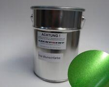 1L Peinture de base pour pulvérisation BONBONS vert vernis voiture