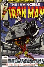IRON MAN  (1968 Series)  (INVINCIBLE IRON MAN)(MARVEL) #116 Near Mint Comics