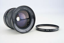 Vivitar 28mm f/2.8 Auto Wide Angle Lens with UV Filter for Konica AR Mount V16