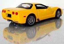 1 Z06 Corvette Chevrolet Built Race 25 Sport Car 24 Model 12 Carousel Yellow 18