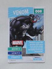 Disney Heroes On A Mission Card No 008 Venom Sainsbury's 2021 Free Postage