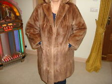 Hip Length Casual Coats & Jackets Unbranded Fur for Women