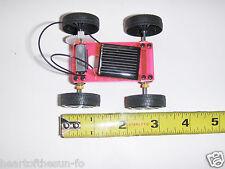 Solar powered car Educational kit   unisex  Build your own solar car, moves fast