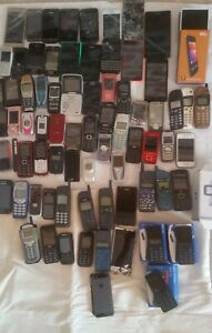 Lot de 72 Téléphone Portable HS  Mobile Tactile Smartphone