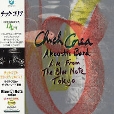 Chick Corea - Live From Blue Note Tokyo (CD, Aug-1997,...