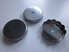 3 Ersatzplättchen für Magnetseifenhalter -Seifenmagnethalter-Halter-Seife-Magnet