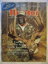 North American Hunter Magazine ( August 1993 ) Hunting, Deer, Elk