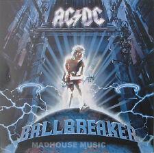 AC/DC Display Card POSTER Ballbreaker UK PROMO ONLY Rare FREE* P&P