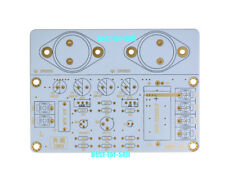 1pcsx JLH 1969 Class A Power Amplifier Board Mirror Bare PCB 10W-15W for DIY amp