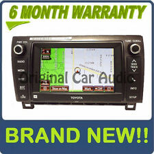 NEW TOYOTA Sequoia JBL Radio Stereo Bluetooth Navigation GPS MP3 CD Player