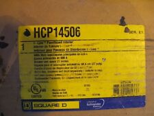 Square D HCP14506, 600 Amp, 600 Volt, I LINE Panelboard INTERIOR ONLY NEW # E159