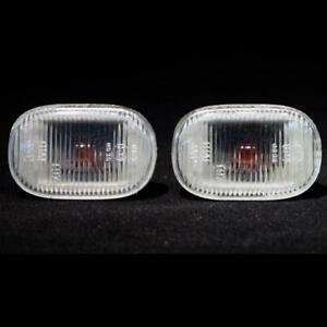 1997 - 2007 For Lexus Rx Toyota Harrier Side Marker Light Fender Light Lamp Pair