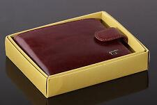 Genuine Leather Brown Braun Buffel Wallet