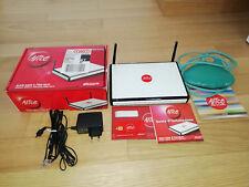 Lotto 3 modem telecom Italia: Alice gate 2 voip plus + Wi-fi N + Manta