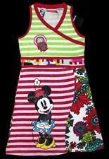 DESIGUAL Girls Disney Minnie Mouse Vest Sevilla Dress ~ Size 13/14 NWT aa