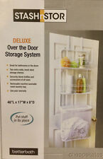 Better Sleep Stash 'N Stor Over The Door Organization and Storage System