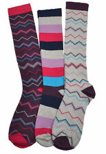 Knee-High Socks Women's Multipack 2-3 Number in Pack