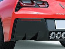 Corvette C7 Stingray Z06 Grand Sport Rear Diffuser Carbon Flash Fins 2 Per Side