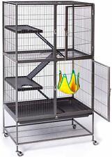 Large Ferret Cage Chinchilla Rabbit Hamster Guinea Pig Rat Iguana Pet Home New