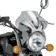 Windschild Puig Honda CBF 600 04-12 Windschutzscheibe rauchgrau